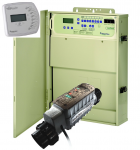 EasyTouch 8SC-IC20 - Pool and Spa combo (includes SCG integration & IC20 cell, 2 actuators)