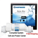 Aqua Rite & T-CELL-3 combo for 15,000 gal